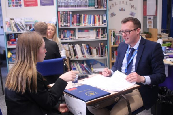 Y10 Mock interview day (1)