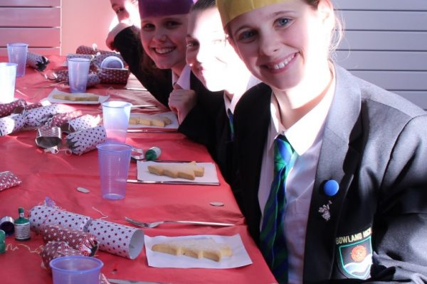 Christmas lunch 7B (1)