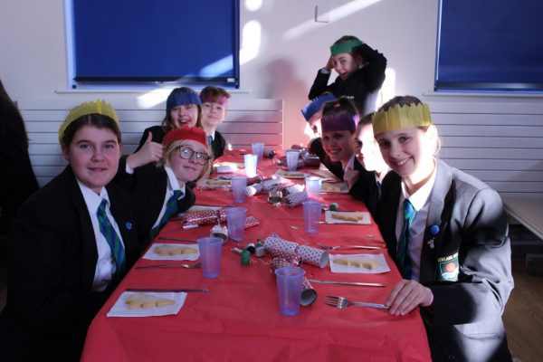 Christmas lunch 7B (2)