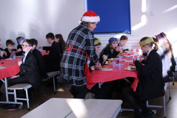 Christmas lunch 7B (6)