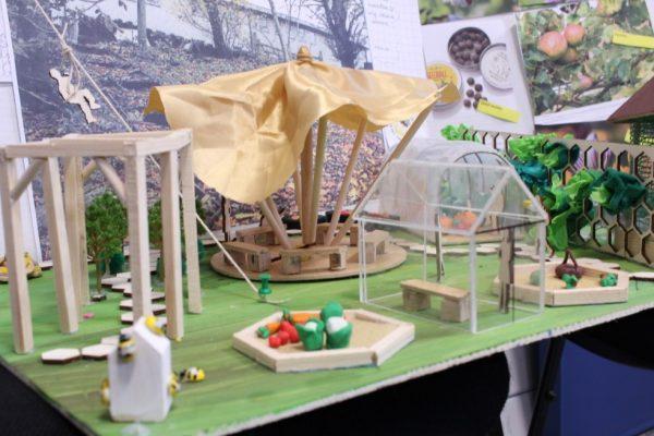 Design a garden (1)