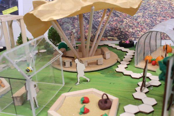 Design a garden (14)