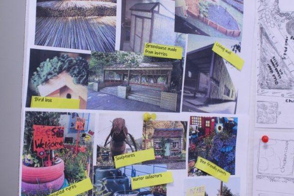 Design a garden (6)