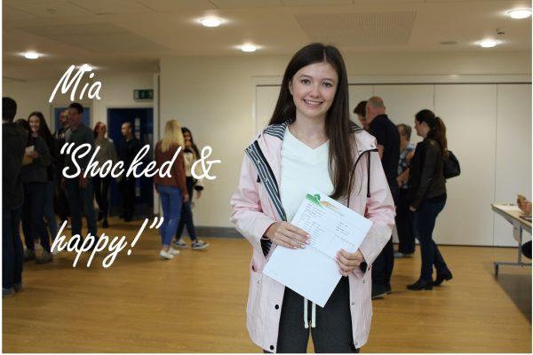 GCSE Results Y11 (2)
