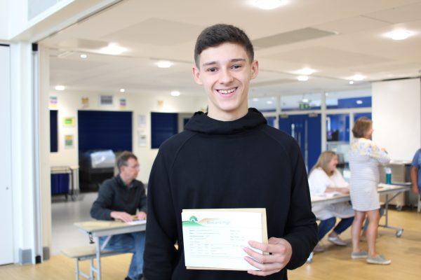 GCSE results Y10 (6)